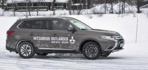 SN Mitsubishi Outlander 2016