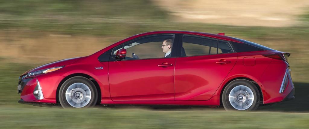 wSN Toyota Prius laddhybrid 1 170221