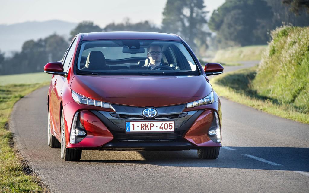 wSN Toyota Prius laddhybrid 2 170221